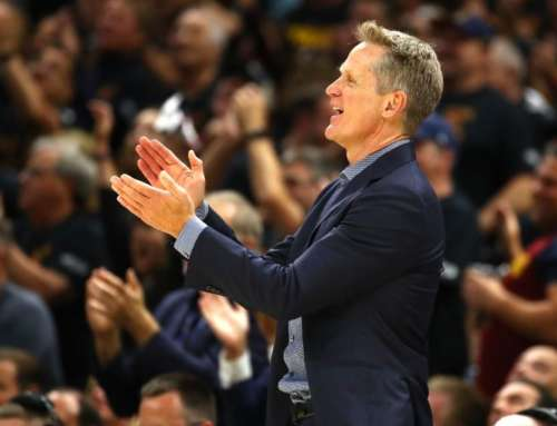 Inside the Mind of NBA Champion Steve Kerr